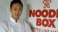 Justin Cho, Head Chef at Noodle Box