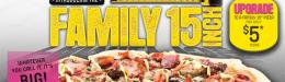 Eagle Boys goes big with new mega pizza