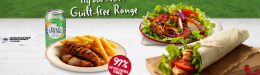 Guilt-free chicken tenders launched by Red Rooster