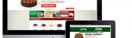 Check out The Cheesecake Shop\'s online ordering system
