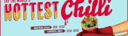 Mad Mex introduces \'hottest chilli in the world\' to its menu