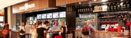 Get a glimpse of Fasta Pasta\'s new food court style outlet