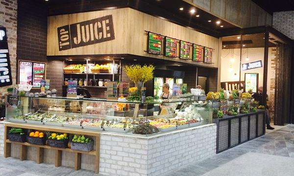 Find out how fresh juice brand Top Juice is taking advantage