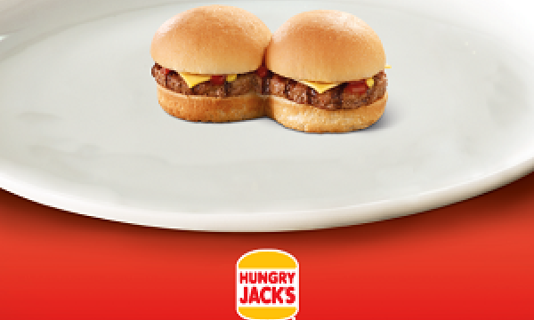hungry jacks research Hungry jack's case study bus/tram backs & sides large format  billboards tvc • a robust national campaign with significant media.