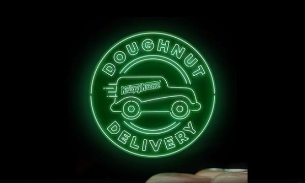 Krispy Kreme Shines A Light On Online Delivery