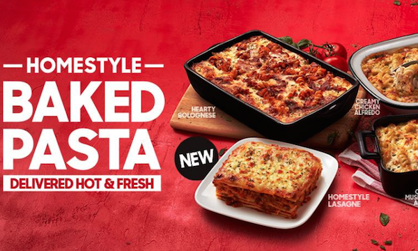 Pizza Hut Launches Baked Pasta Range Qsr Media