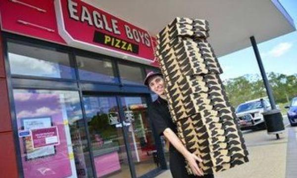 Potential Eagle Boys buyers have until Wednesday to save the struggling franchised pizza chain.