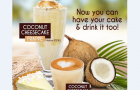 The Coffee Emporium unveils Coconut Cheesecake Frappe and Latte