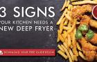Should I repair or replace my deep fryer?