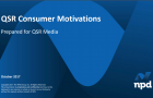 NPD Group: Top consumer motivations for QSR visits