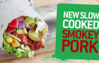 Zambrero adds Slow-Cooked Smokey Pork to its meat choices
