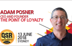 Find out how to build a valuable loyalty program at the QSR Media Conference 2018