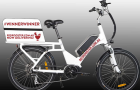 Red Rooster launches 300 e-bikes to ramp up its delivery