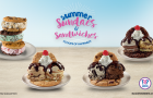 Baskin-Robbins unveil new Cookie Sundaes and Cookie Sandwiches