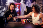 Crust Gourmet Pizza Bar collaborates with 3rdspace, Peking Duk for music partnership