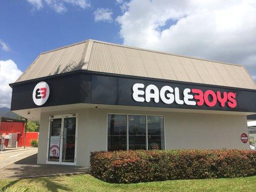 eagle boys free delivery