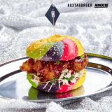Huxtaburger unveils Pride-themed burger