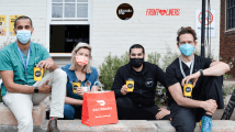 Piccolo Me, DoorDash donate $250,000 in vouchers for NSW frontliners