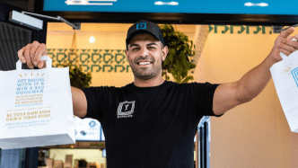 The Yiros Shop is getting ready to be the country's largest Greek fast food chain