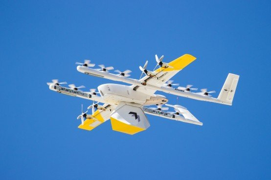 Where drones now fit in a QSR's delivery strategy, according to Wing